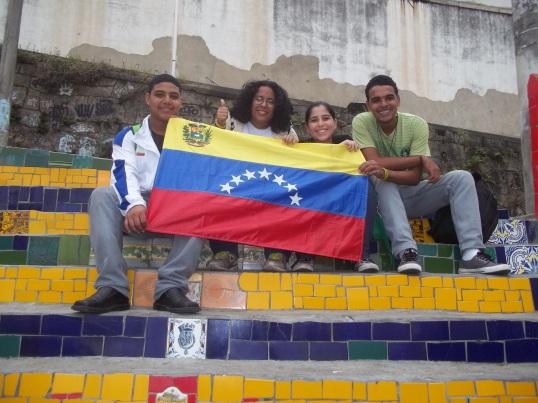 Mi amigos Venezolanos <3